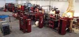 Tensor 1400 Press Line