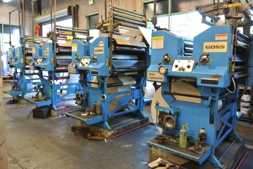 goss community crossg com cross graphics limited since 1978 rh crossg com Goss Community Web Press Goss Community Press Next to Man