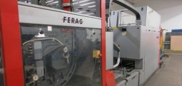 Storage FERAG MTD winding / unwinding