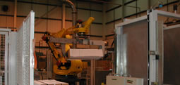 Rima + ancillaries - Trimming line with RIMA RS3110/Civiemme ST 320 stacker
